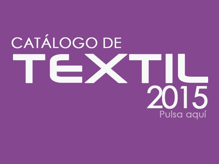 Catálogo de textil