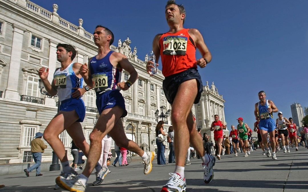 Madrid: La Carrera Fecha: 26 Abril 2015.